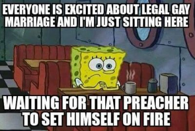 Waiting For the Preacher Fire
